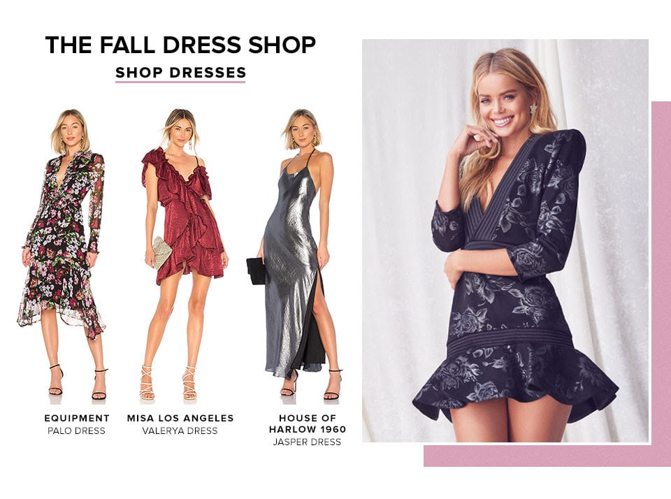 The Fall Dress Shop.Shop dresses.