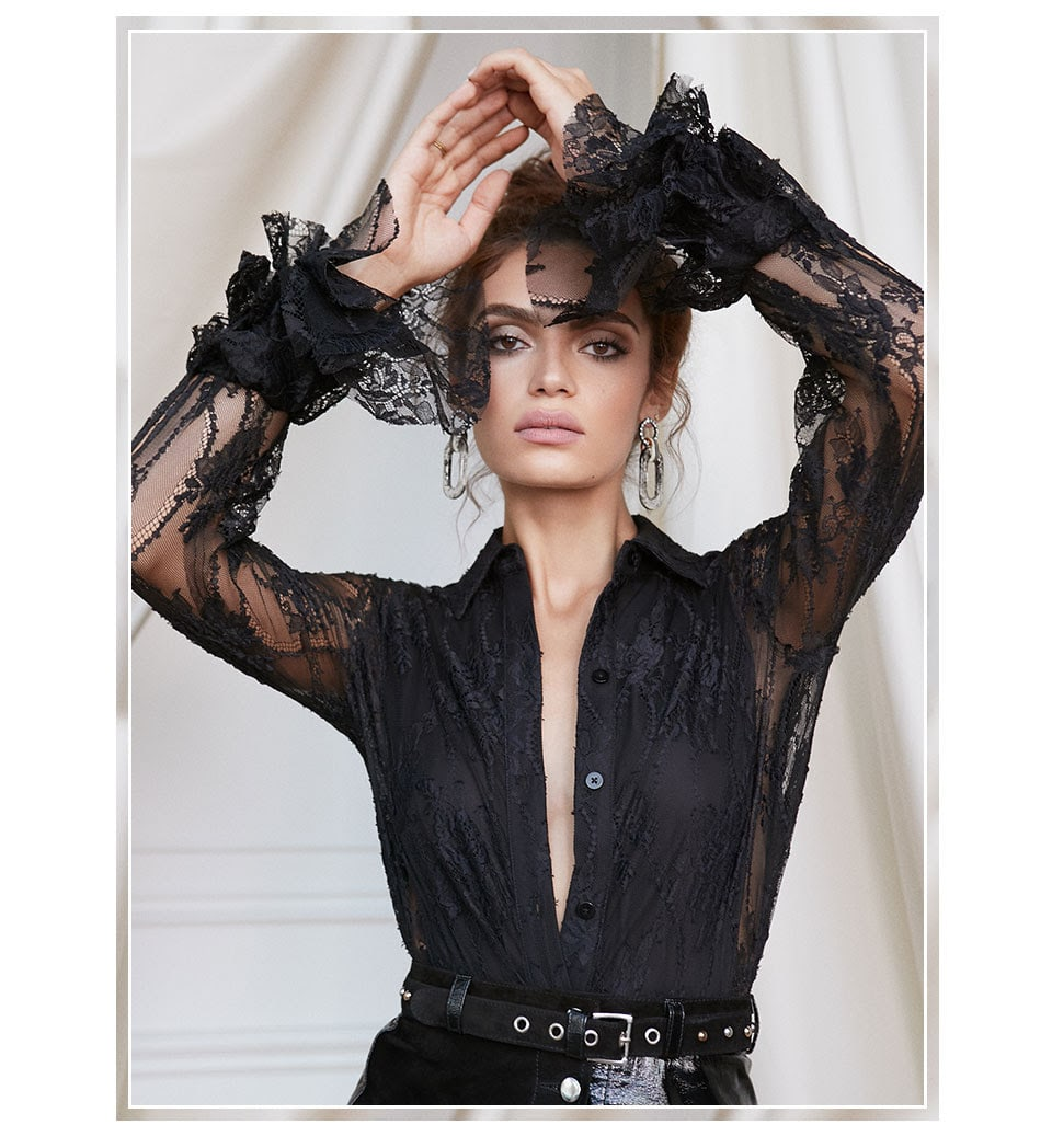 The Top Of The List - Shop Statement Blouses