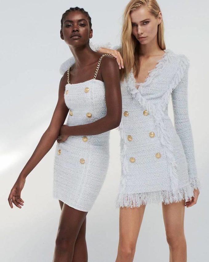 Balmain x Mytheresa Fall 2018 Partywear Capsule Collection