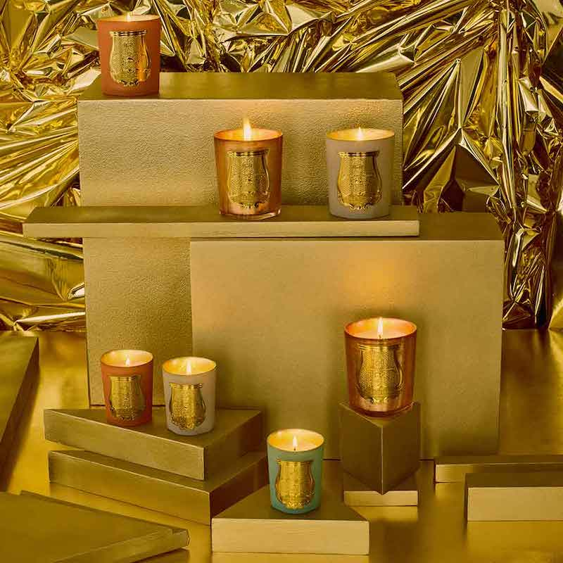 Cire Trudon Selection of Candles