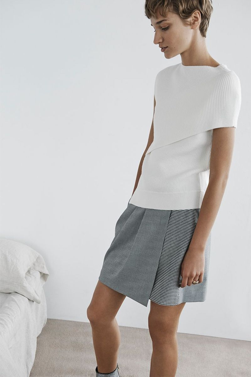 Club Monaco Benellie Skirt