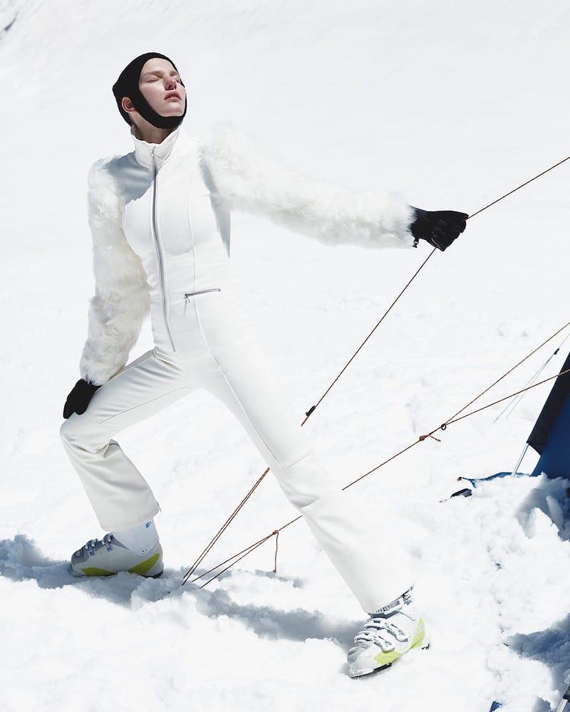 Cordova Chamonix Zip-Through All-in-One Ski Suit