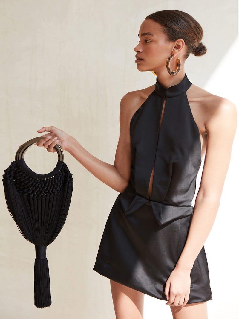 Cult Gaia Angelou Tasselled Bag