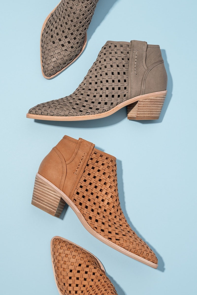 Dolce Vita Spence Woven Bootie