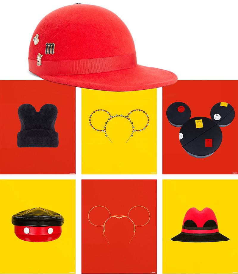 Gigi Burris Millinery x Disney Mickey Capsule Collection