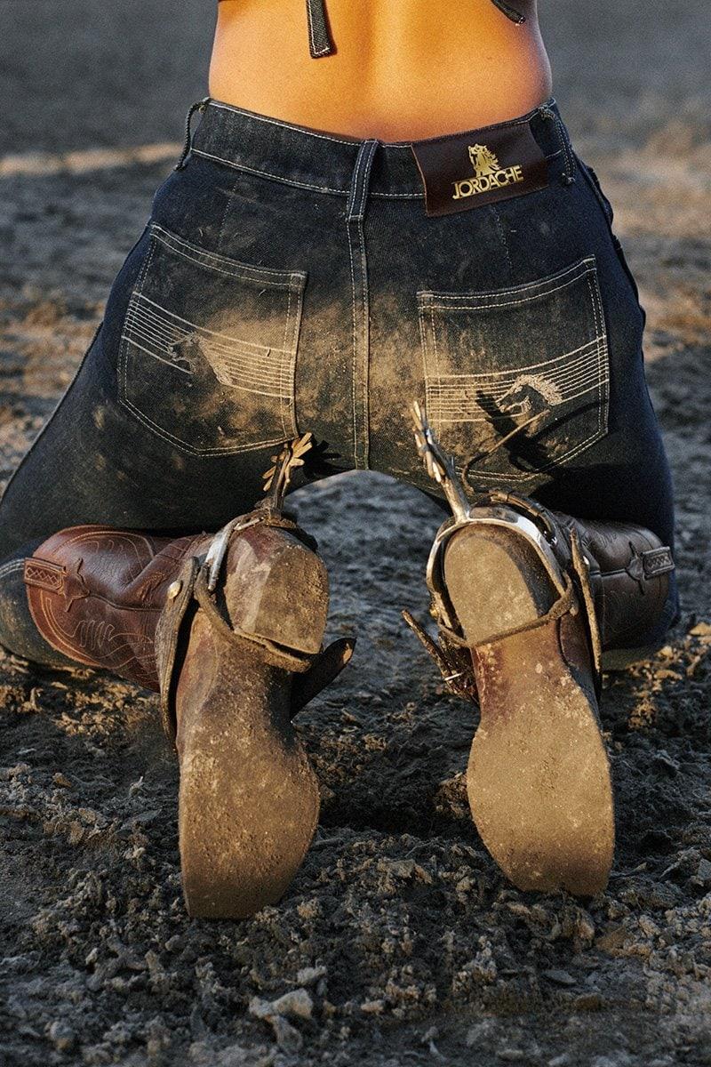 Jordache High-Rise Skinny Jeans