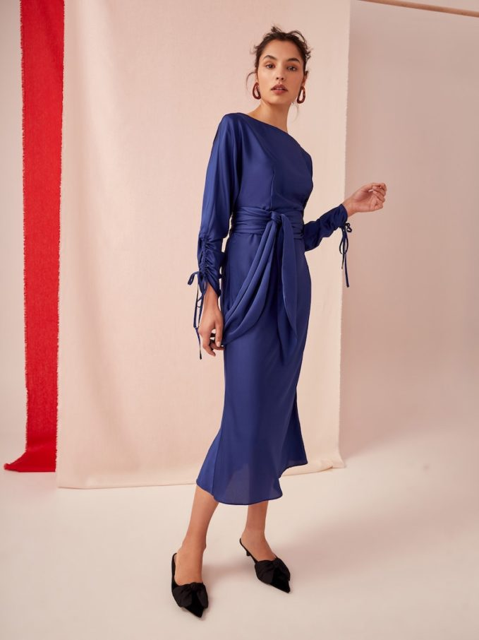 Keepsake the Label Uncovered Midi Dress