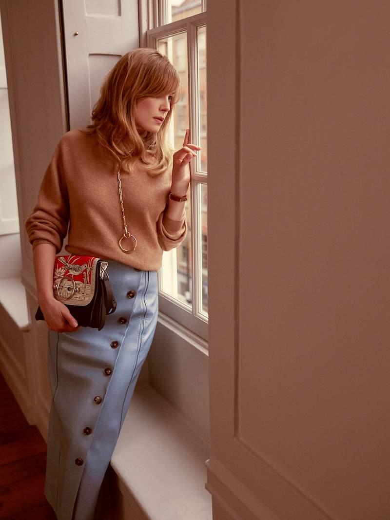 Khaite Julie Cashmere Turtleneck Sweater
