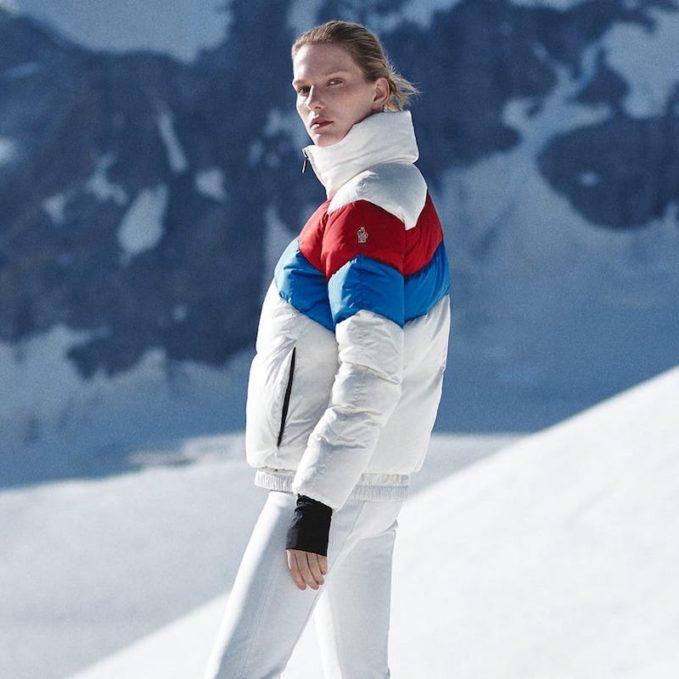 Moncler Grenoble Lamar Down-Filled Ski Jacket