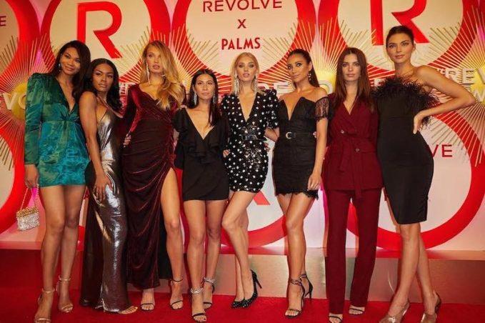 REVOLVE AWARDS 2018 Best Dressed