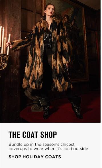 The Coat Shop - Shop Holiday Coats
