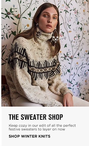 The Sweater Shop - Shop Winter Knits