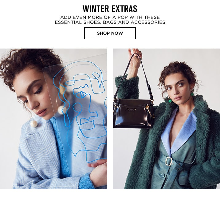 Winter Extras - Shop Now