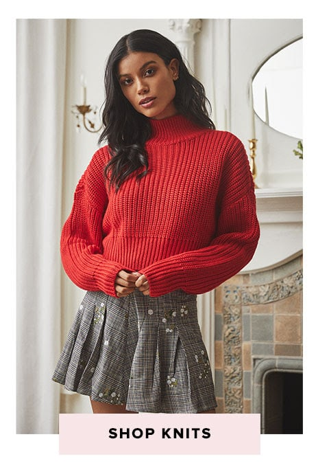 Shop knits.