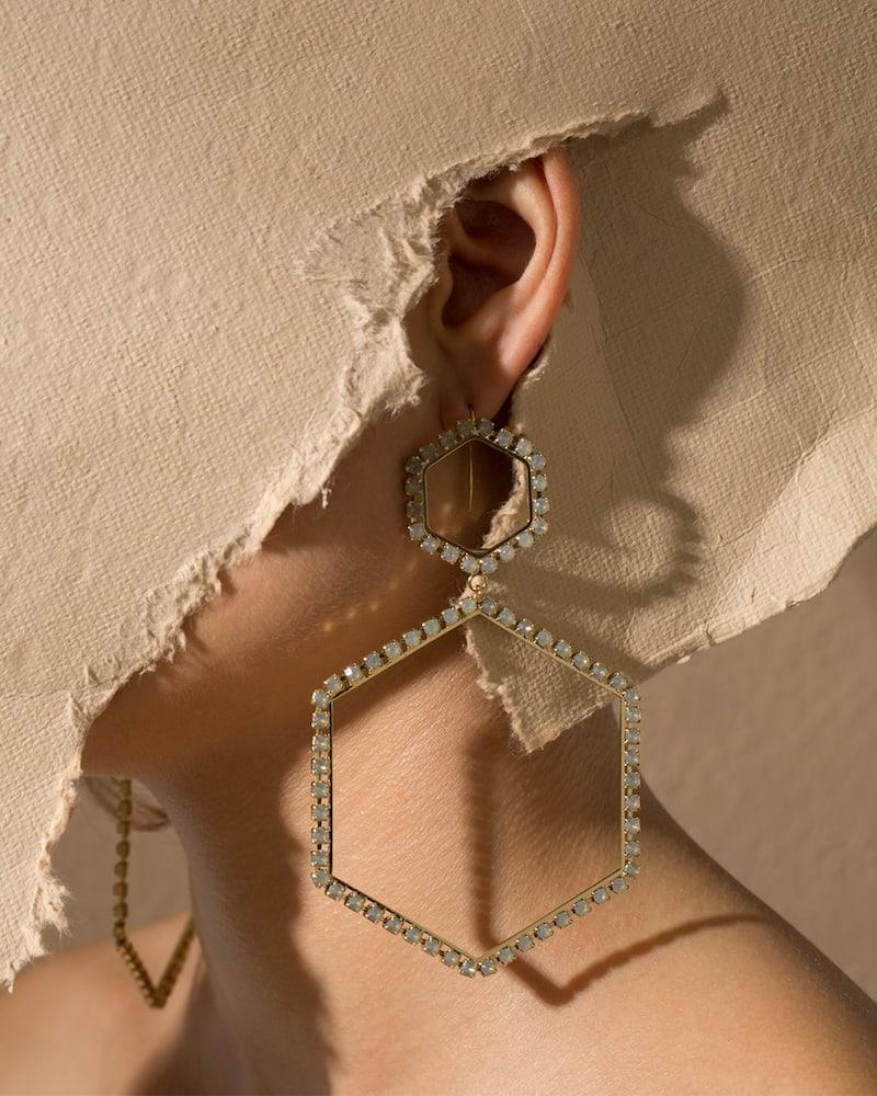 Isabel Marant Here It Is Earrings