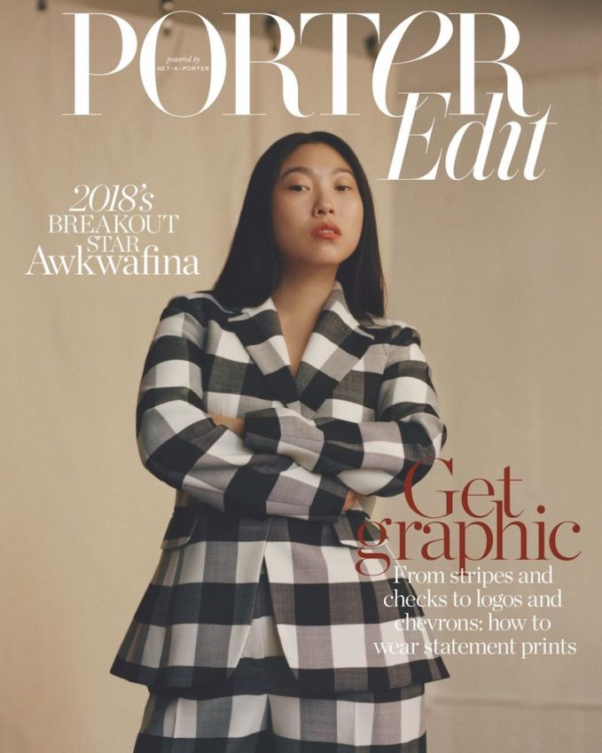 A Star Is Born: Awkwafina for The EDIT