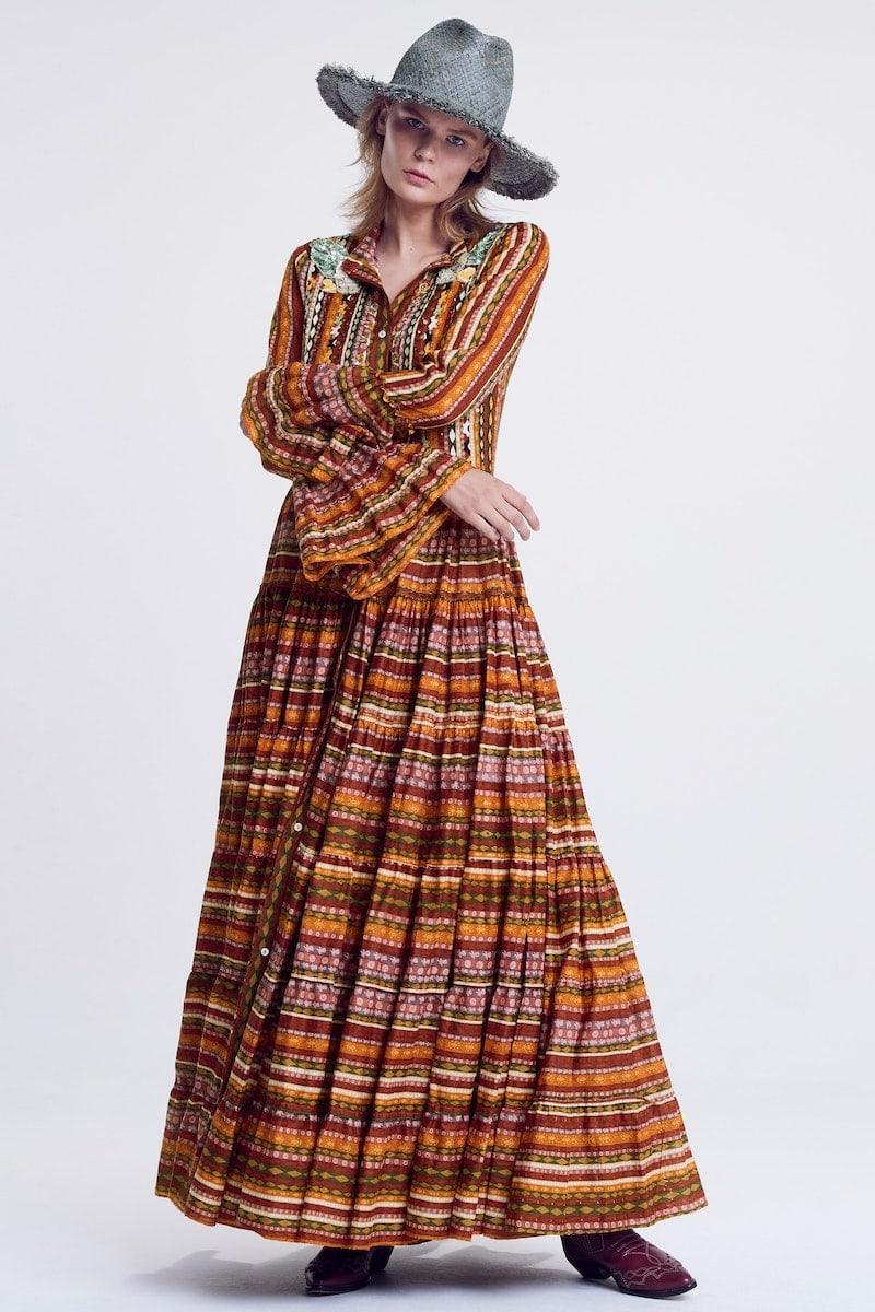 Alchemist Mounia Maxi Dress
