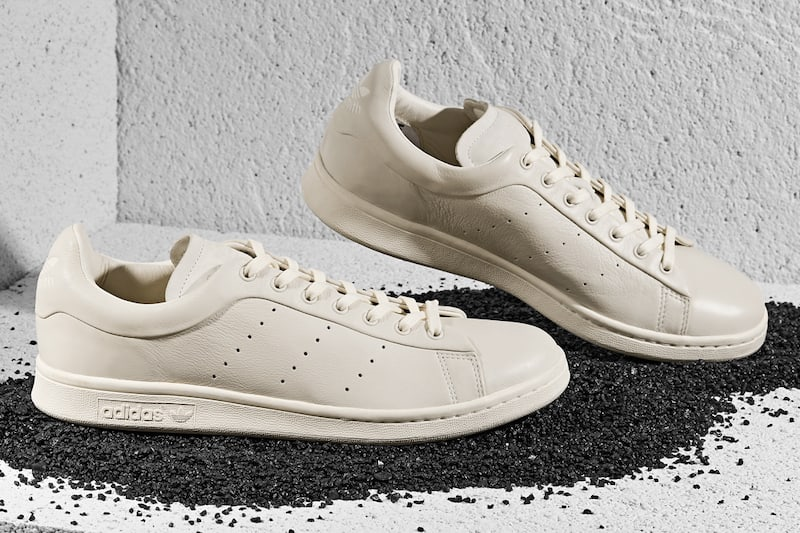 BNY Sole Series x adidas Stan Smith Leather Sneakers
