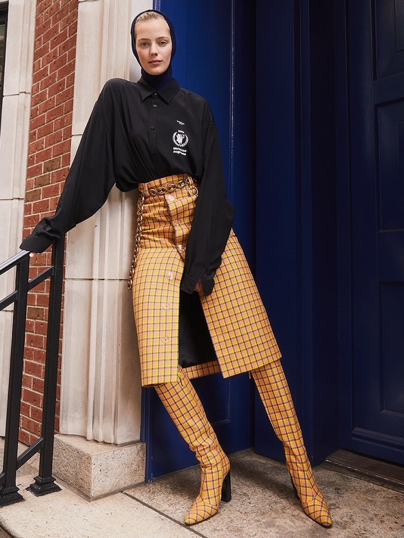 b10395f759b7 The Bold Ones  Saks Fifth Avenue Fall 2018 Designer Lookbook – NAWO