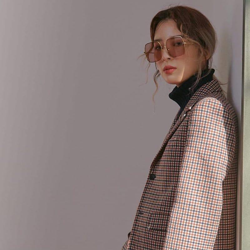 Balenciaga Single-Breasted Wool-Blend Tweed Jacket