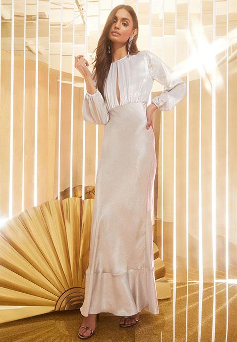 Cynthia Rowley Silver Lake Gown