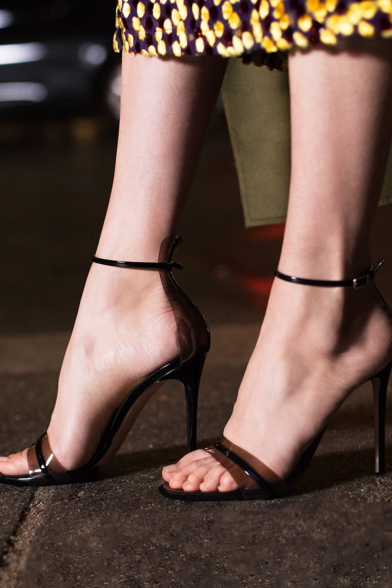 Gianvito Rossi G String Sandals