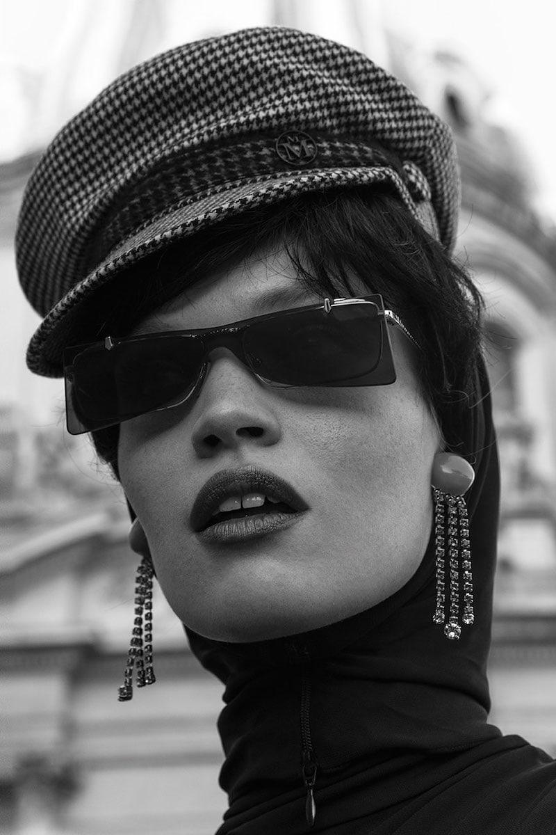 Gucci Double Lens Sunglasses