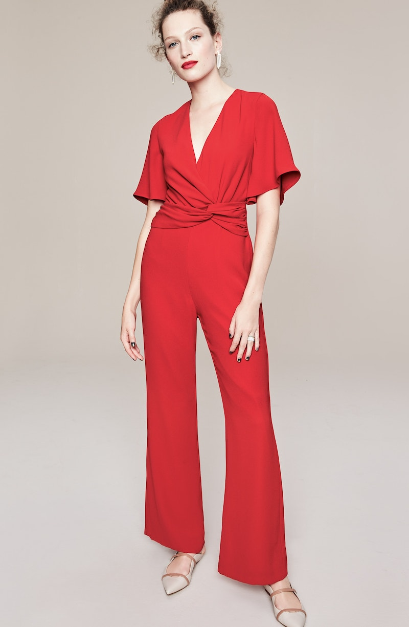 Harlyn Twist Front Jumpsuit