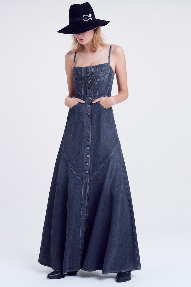 Jean Atelier Agnes Denim Dress