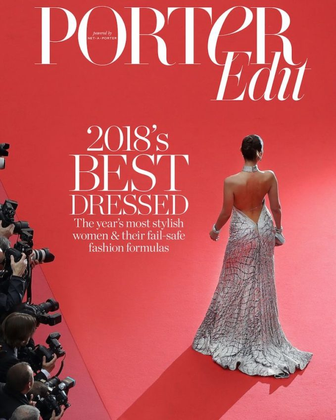 NET-A-PORTER Best Dresses 2018
