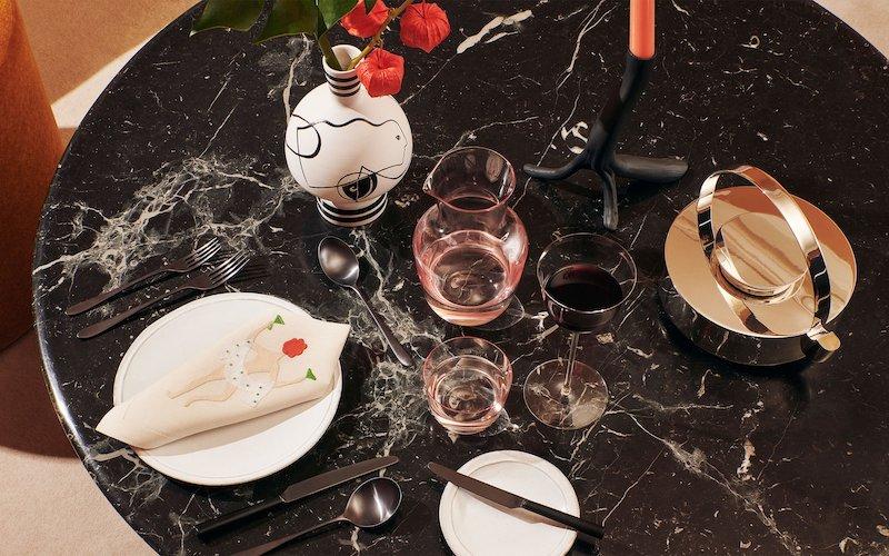 Nick Vinson X David Mellor Pride 44-Piece Cutlery Set