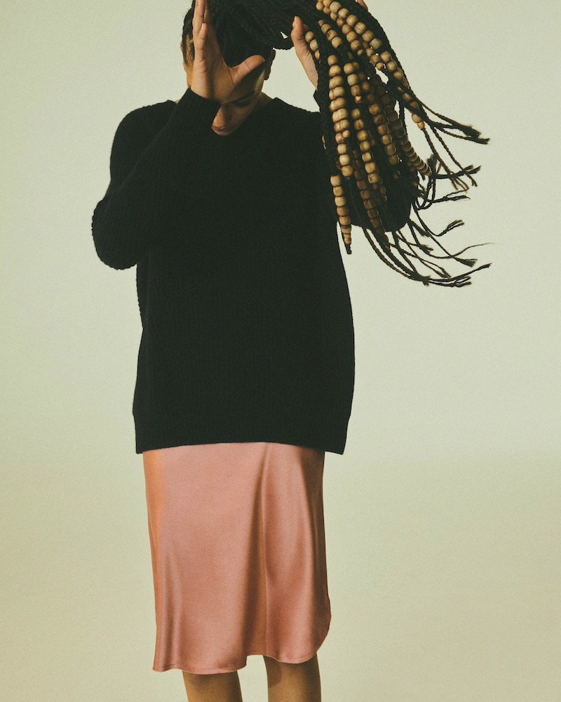 Nili Lotan Colton Cashmere Sweater