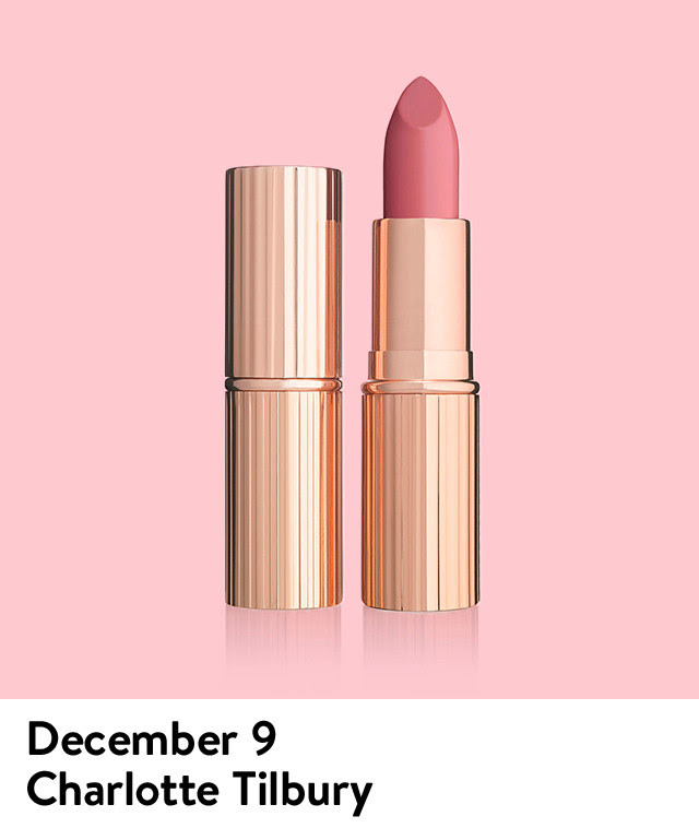 The Daily Drop gift of the day: Charlotte Tilbury.