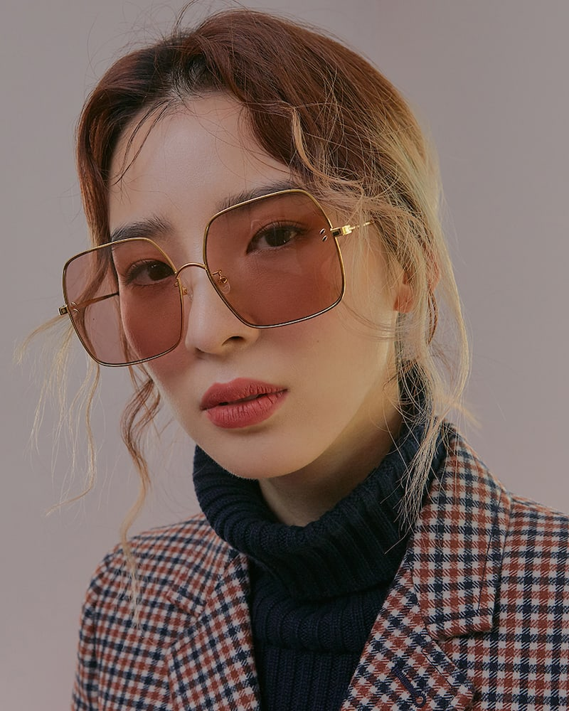 Stella McCartney Oversized Square-Frame Sunglasses
