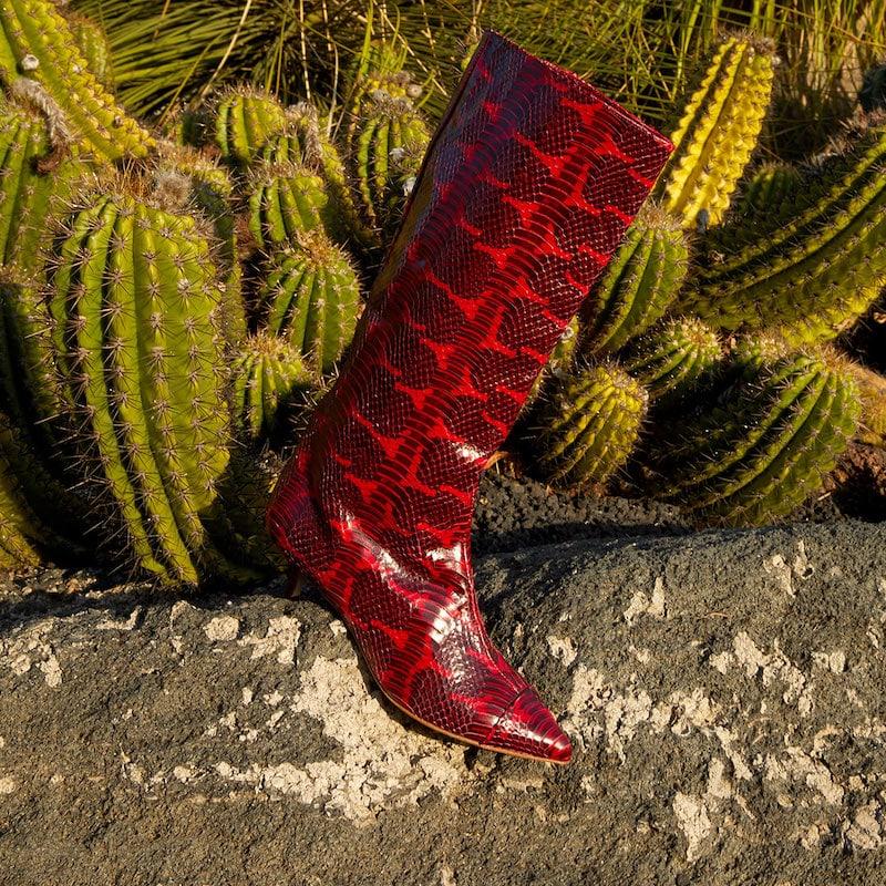 Tibi Hart Boots
