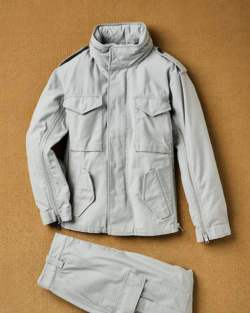 3.1 Phillip Lim Field Jacket with Zips