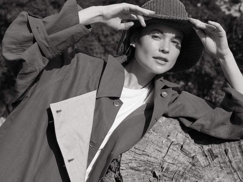 Albus Lumen Isa Corduroy Bucket Hat