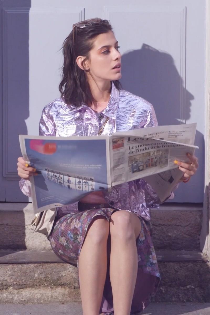 Erdem Tahira Skirt