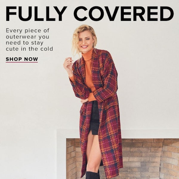 Fully Covered: Best Outerwear for Winter 2018/2019