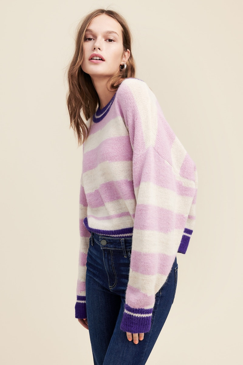 Isabel Marant Étoile Glowy Stripe Sweater
