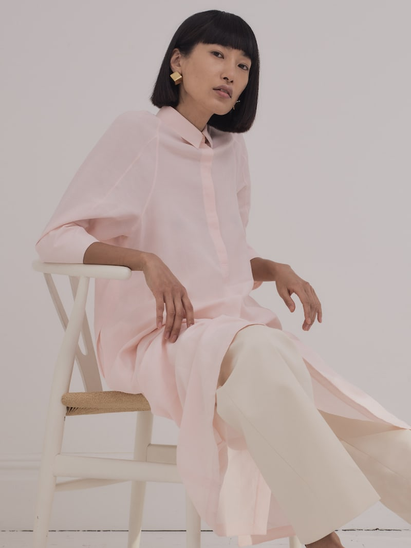 Jil Sander Galalite Shirtdress
