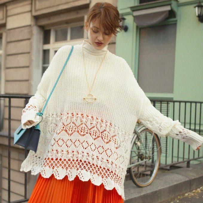 Jil Sander Heavy Knit Sweater