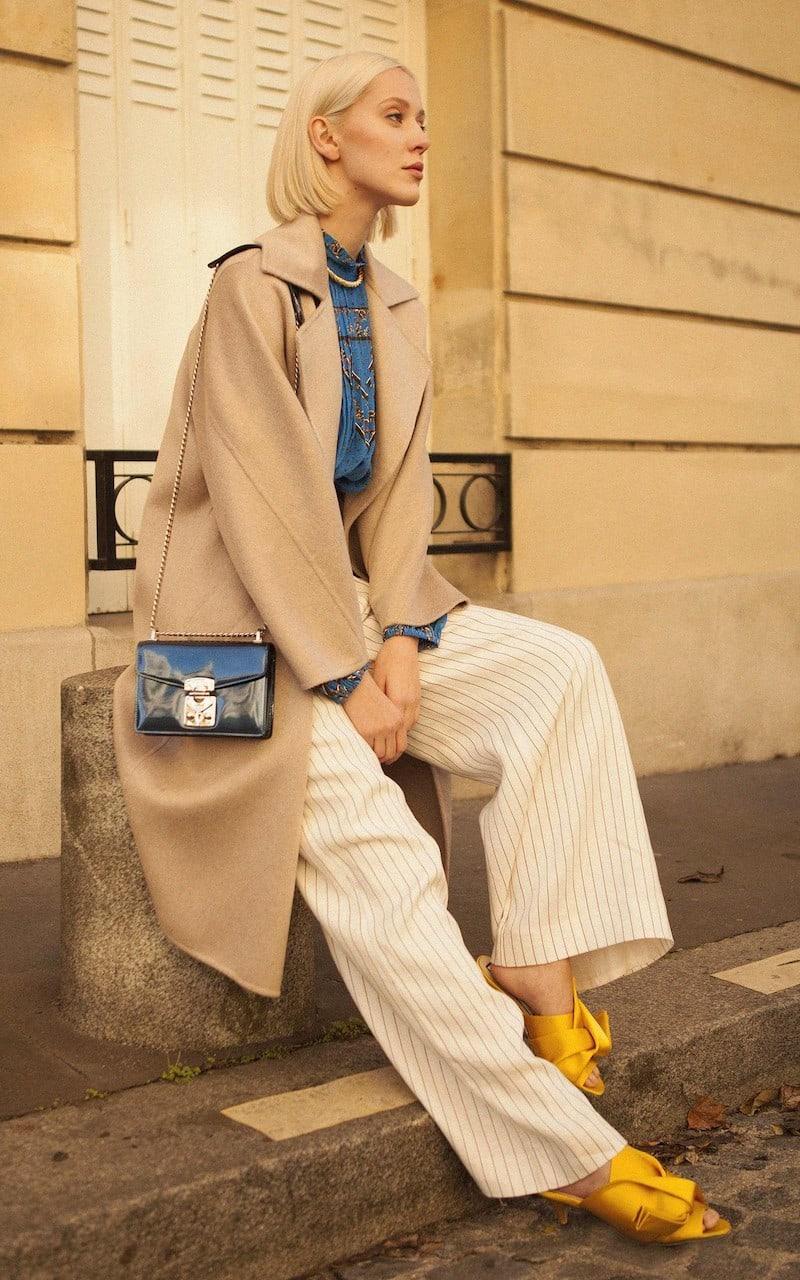 Max Mara Flo Cashmere Coat