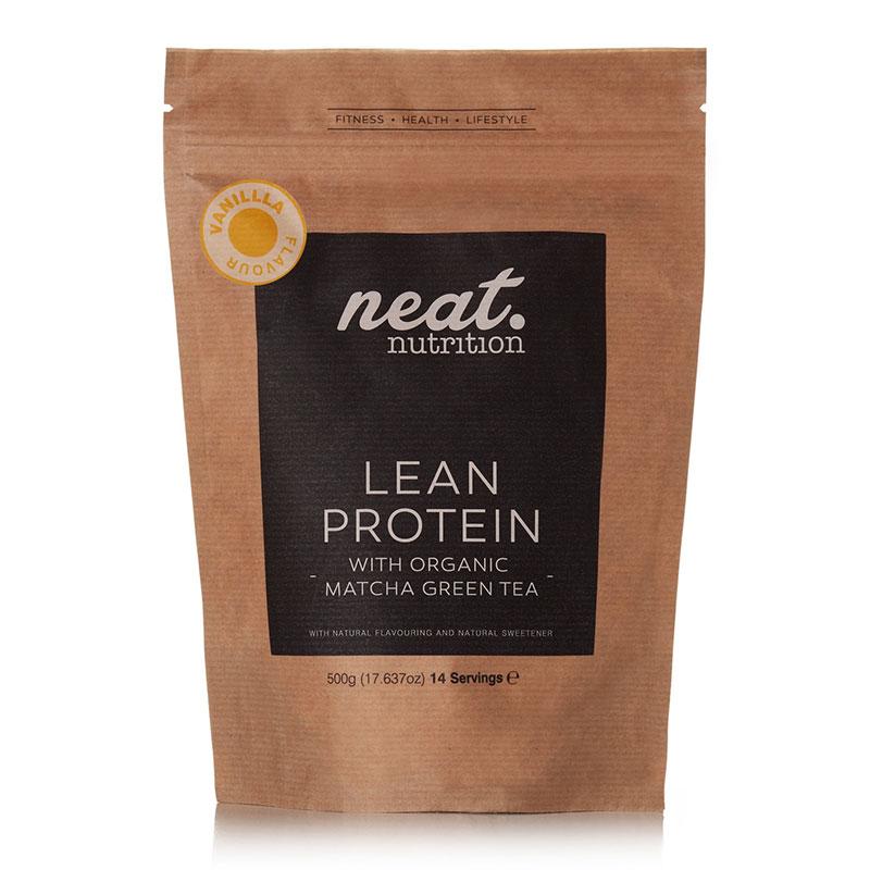 Neat Nutrition Lean Protein - Vanilla