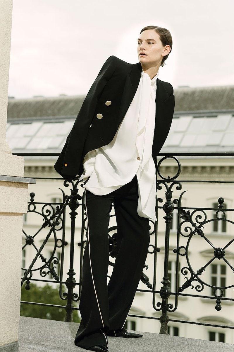Petar Petrov Double-Breasted Virgin-Wool Jacket
