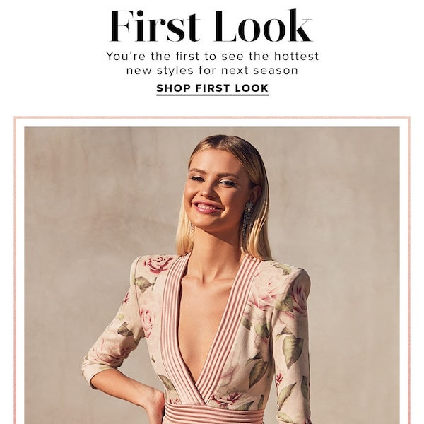 REVOLVE Spring 2019 First Look