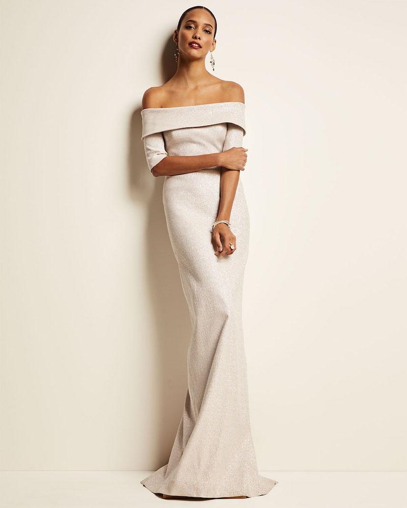 Onlyatnm Rickie Freeman For Teri Jon Resort 2019 Gown