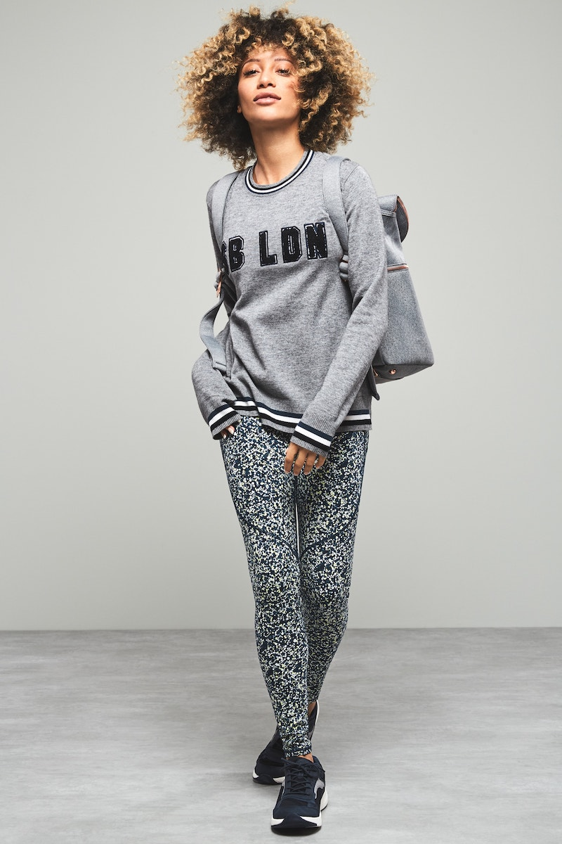 Sweaty Betty SB LDN Split Hem Sweater