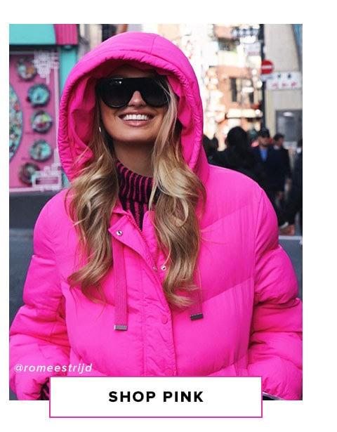 Shop Pink.