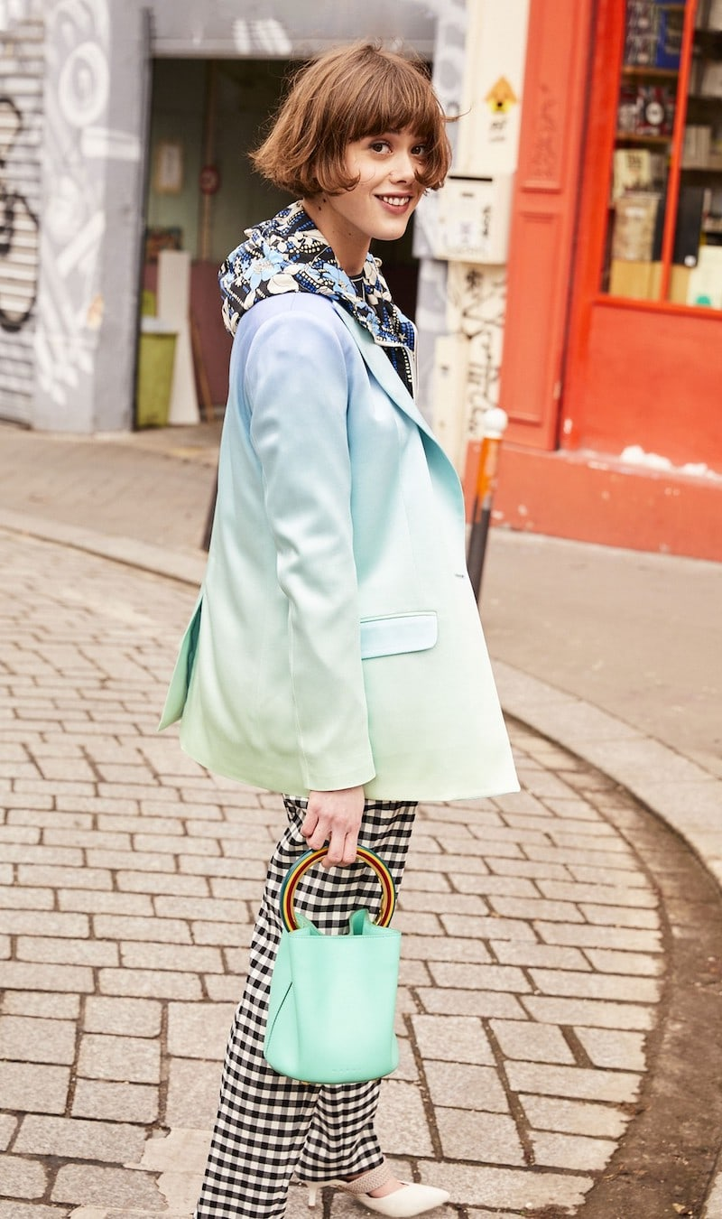 Balenciaga Tailored Trousers